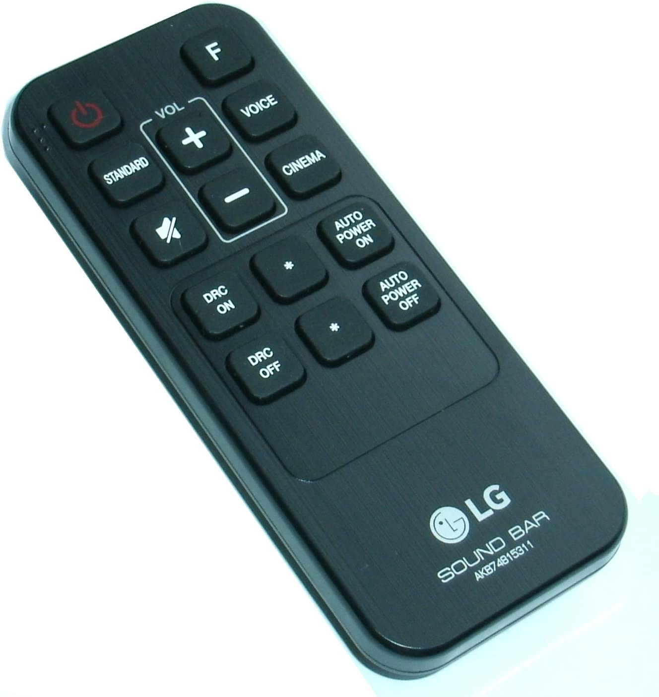 LG akb74815311mando a distancia las160b las260b LAS450H las455h LAS750M
