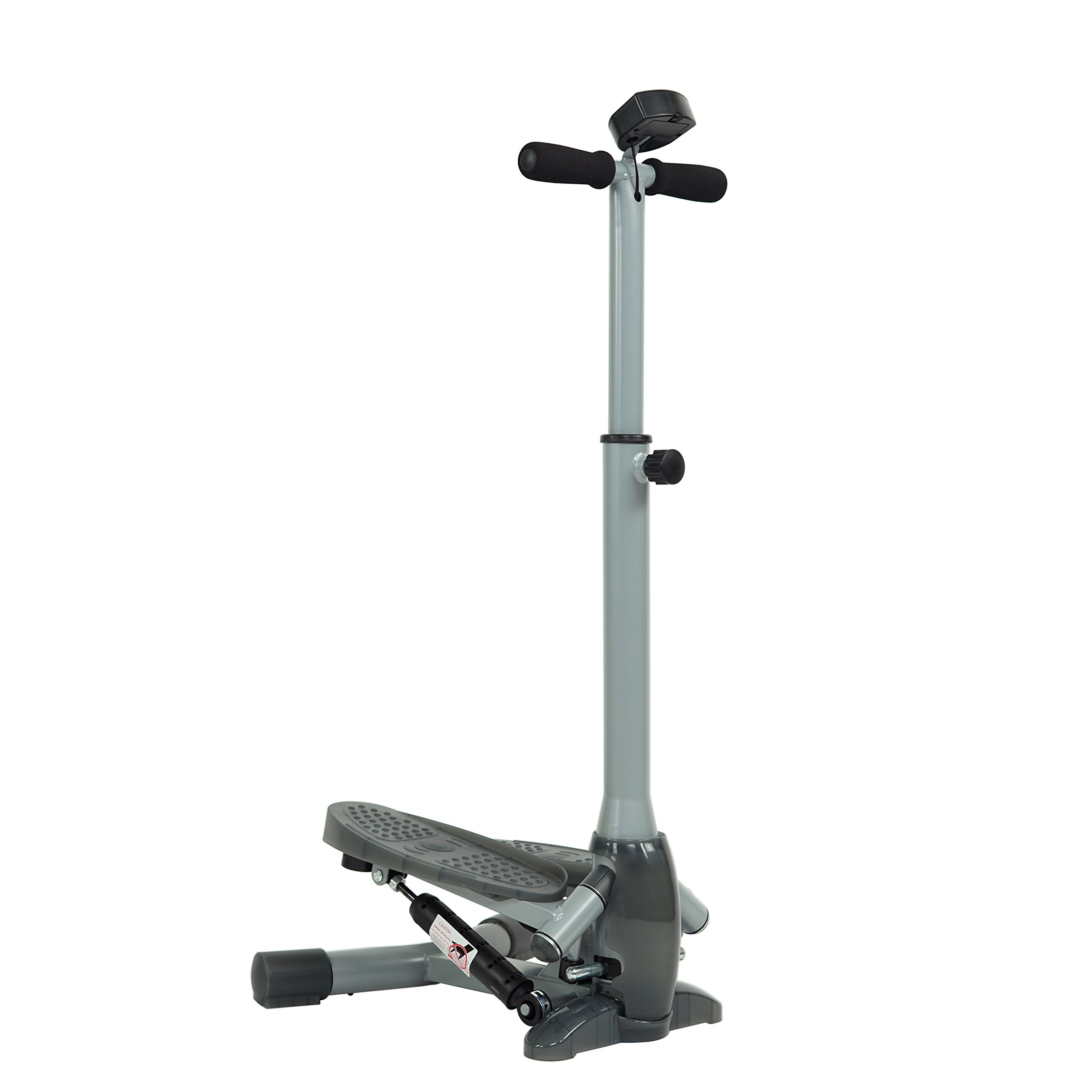 Sunny Health & Fitness SF-S0637 Twist-In Stepper Step Machine w/ Handlebar and LCD Monitor by Sunny Health & Fitness (Image #11)