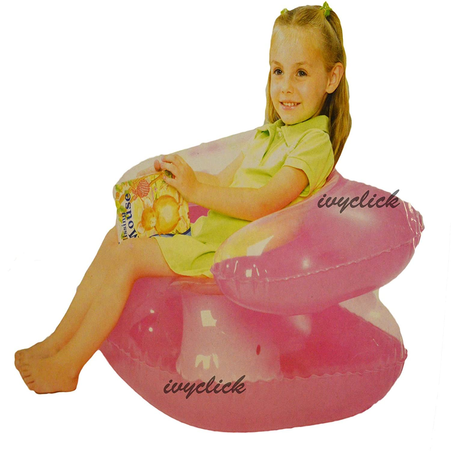 Remarkable Blue Inflatable Chair 30 X 30 Theyellowbook Wood Chair Design Ideas Theyellowbookinfo