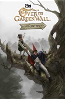 The Art Of Over The Garden Wall Patrick Mchale Sean Edgar