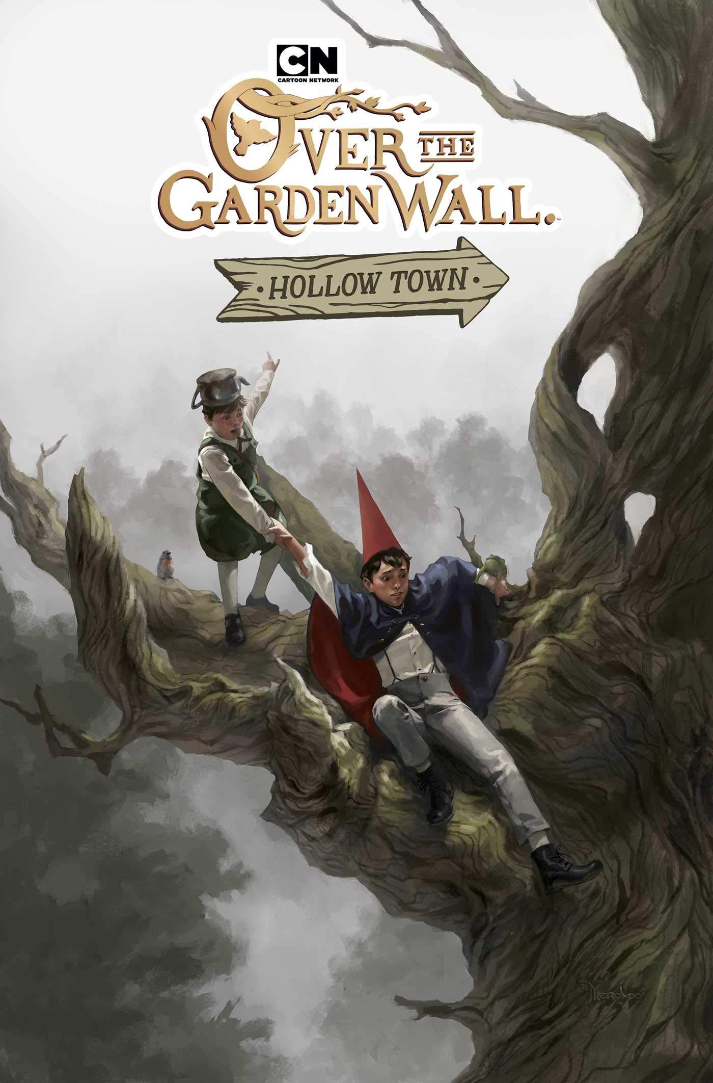 Over the Garden Wall: Hollow Town: 1: Amazon.es: Mchale, Pat, Lowenthal, Celia, Monlongo, Jorge: Libros en idiomas extranjeros