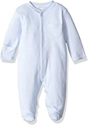 6e9de4afd Kissy Kissy Baby Girls  Stripe L S Footie