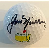 $472 » Jack Nicklaus The Golden Bear Masters Champion Signed Golf Ball PSA/DNA LOA (A) - Autographed Golf Balls