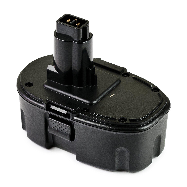 ExpertPower 18v 3000mAh NiMh Battery for Dewalt DC9096 DW9095 DW9096 DW9098 DE9039 DE9095 DE9096 DE9098 DC9099 by ExpertPower