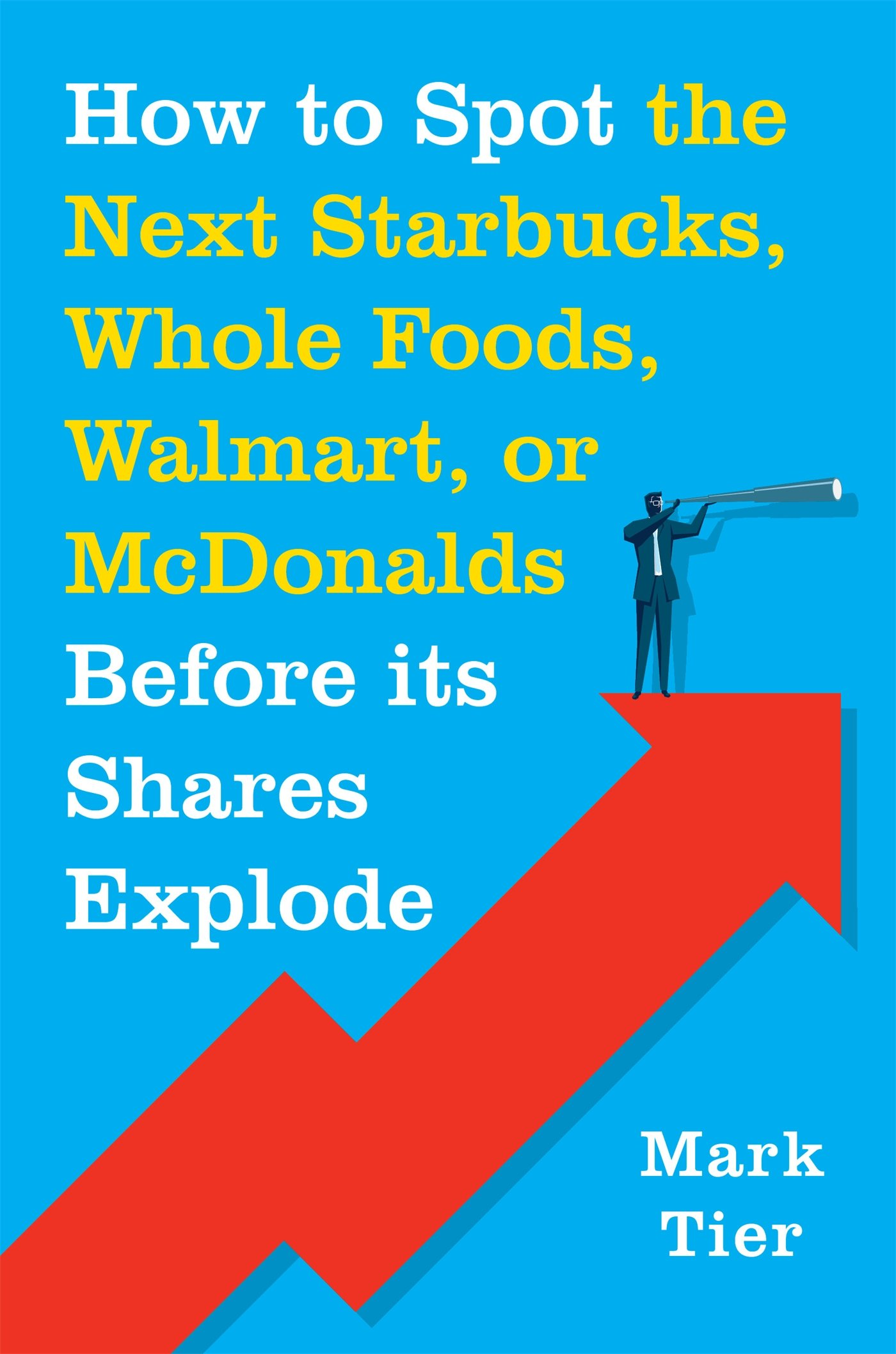Walmart Stock Phone Number >> How To Spot The Next Starbucks Whole Foods Walmart Or Mcdonald S