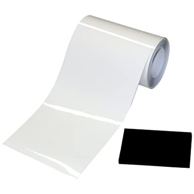 "XPEL Clear Universal Bed Rail Guard ( 17' x 4"") Paint Protection Film Kit: Automotive"