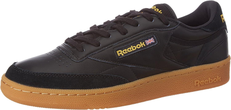 Reebok , Baskets pour Femme Noir Noir: : Chaussures