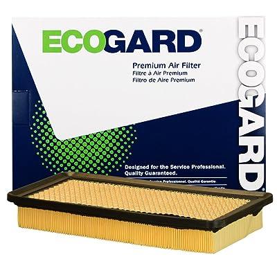 ECOGARD XA10393 Premium Engine Air Filter Fits Chrysler 200 3.6L 2015-2020: Automotive