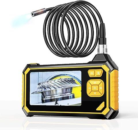 Yinama Industrie Endoskop 4 3 Zoll Lcd 2600 Mah Kamera