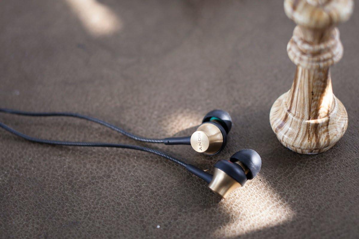 Sony Mdr Ex650apt In Ear Kopfhörer Messinggehäuse Elektronik