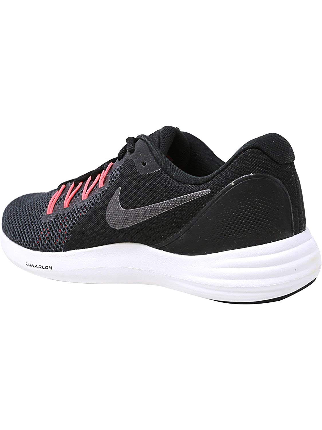 huge discount ac2b9 38ead Amazon.com   Nike Mens Lunar Apparent Fabric Low Top Lace Up Running  Sneaker   Road Running