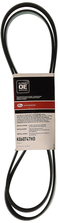 Gates K060747HD V-Belt
