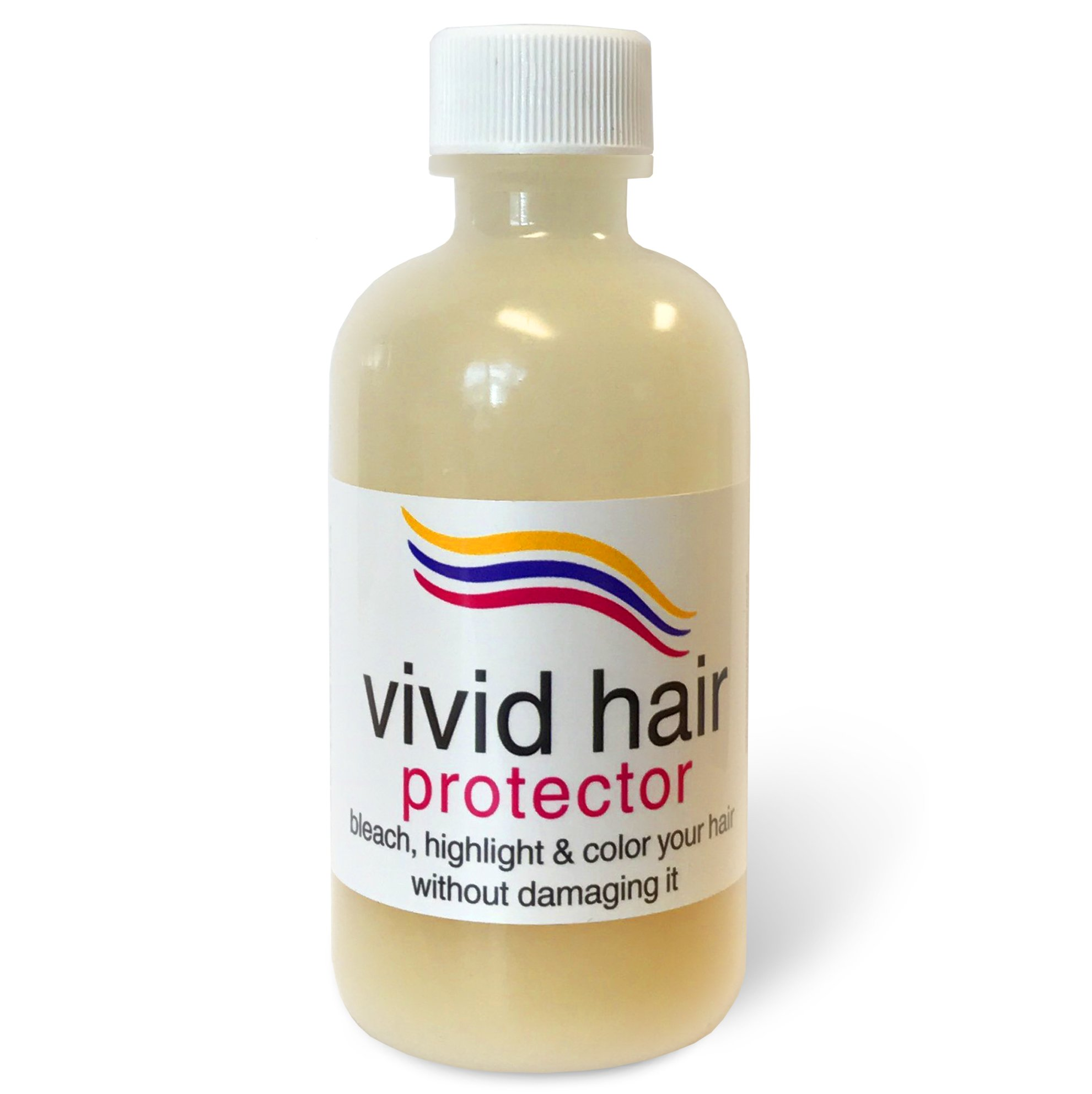 INVERTO VIVID HAIR Color Protector Perfector 120ml Prevent Hair Bleaching, Highlighting Coloring Damage From the Start safe for all blondes, vivid, bright & dark colors by INVERTO REVOLUTION