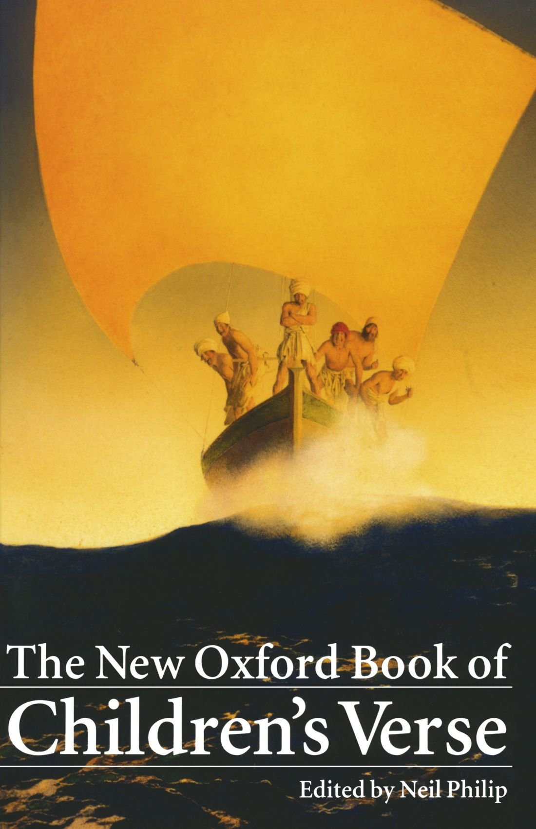 The New Oxford Book of Children's Verse (Oxford Books of Verse) by imusti