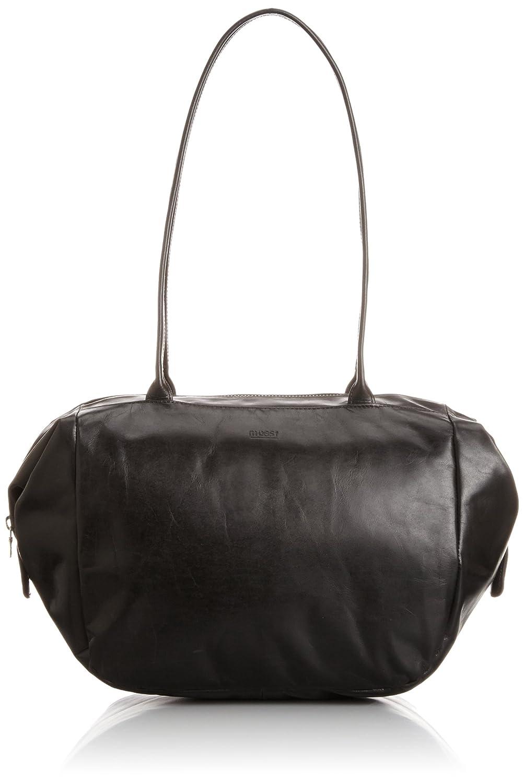 [エムゼロエイトファイブワン] 2WAY ハンドバッグ ショルダーバッグ Folded Corner Hand Bag 756028 B00J8LMILQ ブラック ブラック