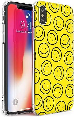 Case Warehouse Patrón Feliz de la Cara Slim Funda para iPhone ...