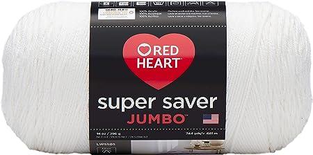 Red Heart Yarn Super Saver