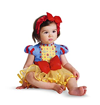 Amazon.com Disney Disguise Costumes Princess Snow White Prestige Infant Clothing  sc 1 st  Amazon.com & Amazon.com: Disney Disguise Costumes Princess Snow White Prestige ...