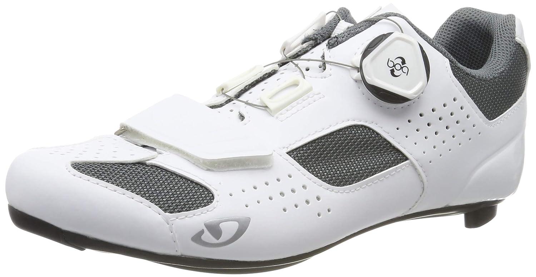 Giro Espada Boaサイクリング靴 – Women 's 43.5 M EU ホワイト/シルバー B075RVZ4LL