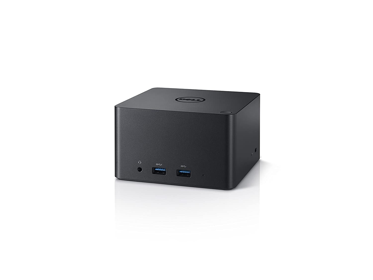DELL 452-BBUS replicatore di porte e docking station per notebook Nero