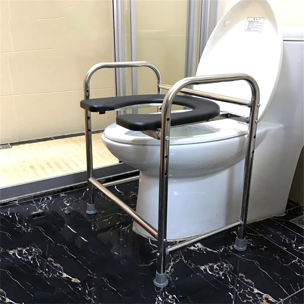 FGX Toilettensitz & Rahmen - Höhenverstellbar XUANLI