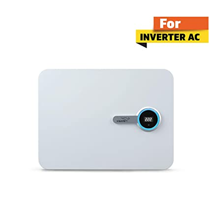 v-guard id4 ace 5540 stabilizer for inverter ac up to 1 5 ton (working  range: 140v - 280v): amazon in: home & kitchen