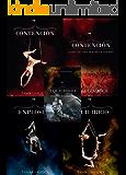 Trilogía Trapecio Completa: Contención, Explosión y Equilibrio (+ relato 1.5 - 3.5) (Trilogia Trapecio) (Spanish Edition)
