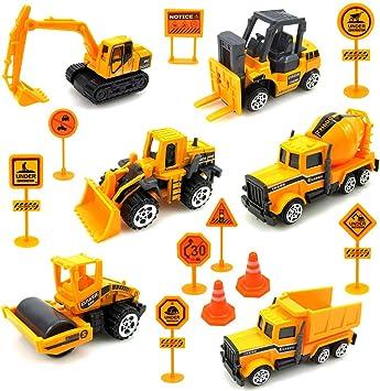 Mini Toy Truck Construction Vehicle