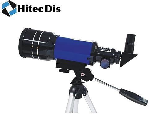 Teleskop für astronomie refraktor astronomisches raumteleskop zur