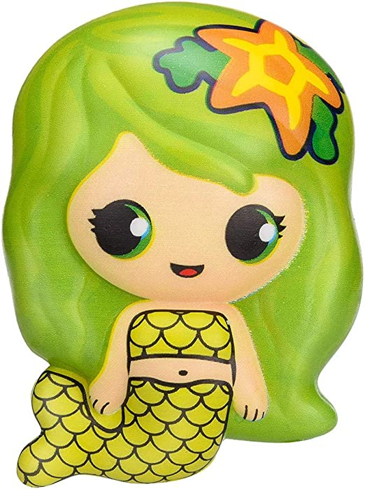 Lurcardo Squishy Kawaii, Squishy Juguete Squishy Sirena Adorable ...