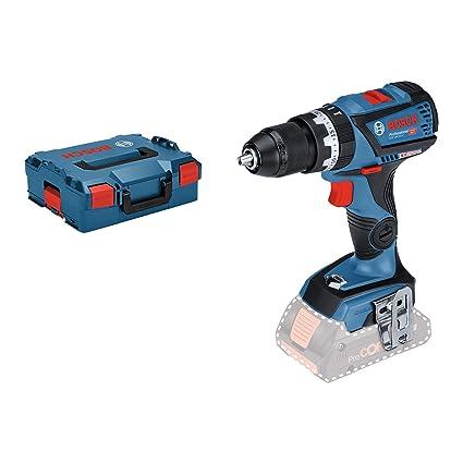Amazon.com: Bosch Professional Gsb 18V-60C - Broca combinada ...