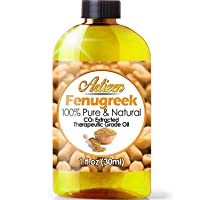 Artizen Fenugreek Essential Oil (100% Pure & Natural - UNDILUTED) Therapeutic Grade - Huge 1oz Bottle - Perfect for Aromatherapy, Relaxation, Skin The