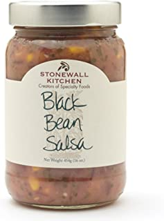product image for Stonewall Kitchen Black Bean Salsa, 16 Ounces