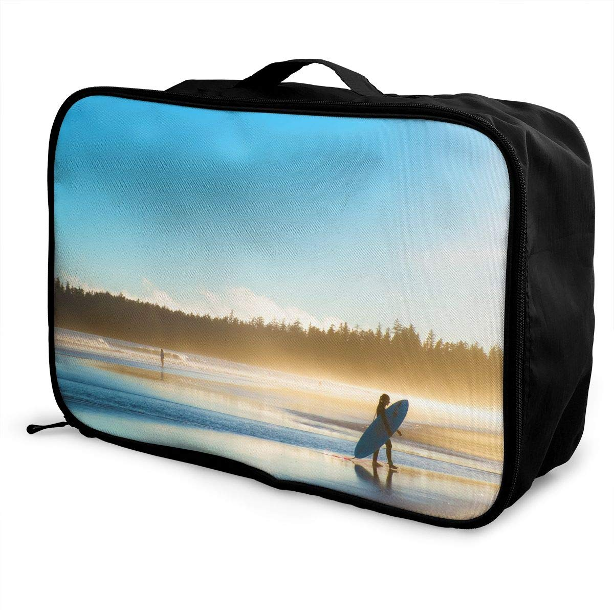 Travel Luggage Duffle Bag Lightweight Portable Handbag Surfing Large Capacity Waterproof Foldable Storage Tote