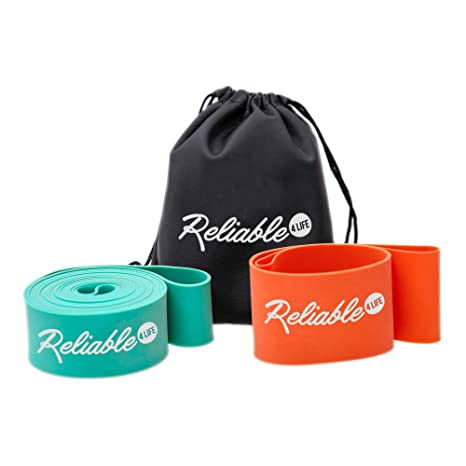 Reliable4Life Stretch Bands for Ballet and Dance with Resistance Band  Included, Perfect for Kids and Adults, Improves Splits, Flexibility and  Strength