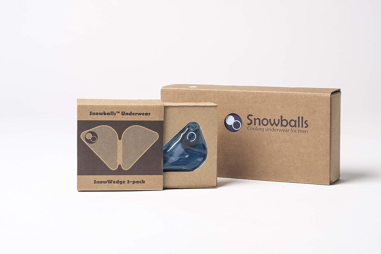 Snowballs Cooling Fertility Underwear For Men Comfort Boxer Briefs Amazon Co Uk Clothing