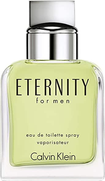 Calvin Klein Eternity Eau de Toilette for Men, 100ml