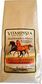 product image for Vitaminsea Horse Supplement Organic Kelp - Seaweed - 10 LB Overall Wellness - Vitamins Minerals Micro Nutrients & Maine Coast Sea Vegetables - Your Equine Health Atlantic Ocean Hand Harvested (HOW10)
