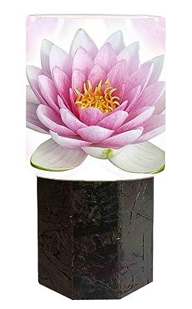 Loto - Pantalla para lámpara de yoga, color negro: Amazon.es ...