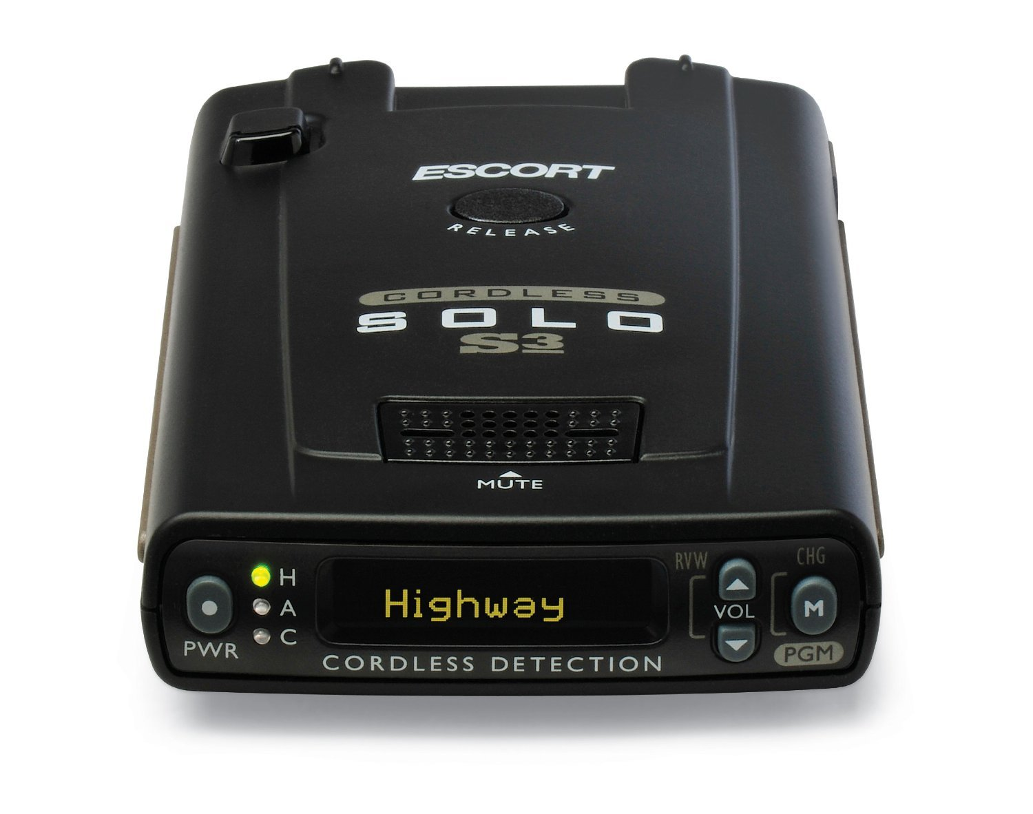 Escort Solo S3 Cordless Radar Detector by Escort (Image #1)