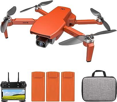 Opinión sobre GoolRC SG108 RC Drone con Cámara Cámara 4K Drone sin Escobillas Cámara Dual 5G WiFi FPV GPS Flujo óptico Posicionamiento Gesto Foto Video Punto de Interés Vuelo Sígueme RC Qudcopter