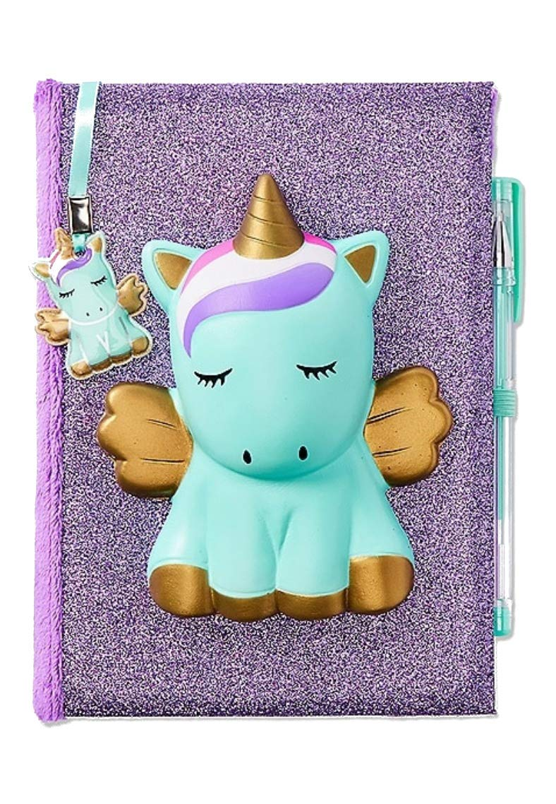Justice for Girls Unicorn Squish Journal Diary