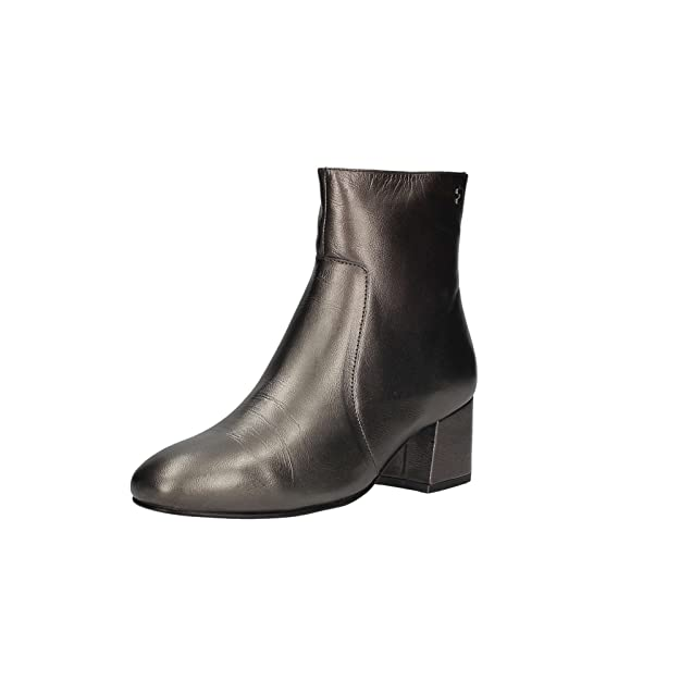 Gioseppo botín Metalizado 41987 Mujer-Plomo: Amazon.es: Zapatos y complementos