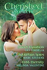 Cherished Secrets: Three Novellas of Hidden Truths, Steamy Passions, and Triumphant Love. Kindle Edition