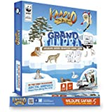 Kaadoo Grand Tundra Arctic Circle Edition Board Game, Multi Color