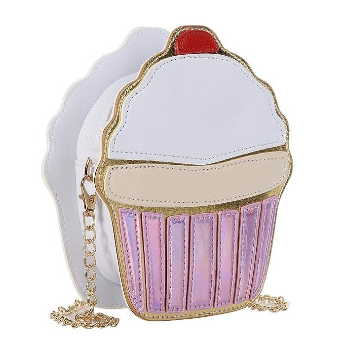 Amazon.com: LA CHA - Bolsas para niñas, S: Shoes