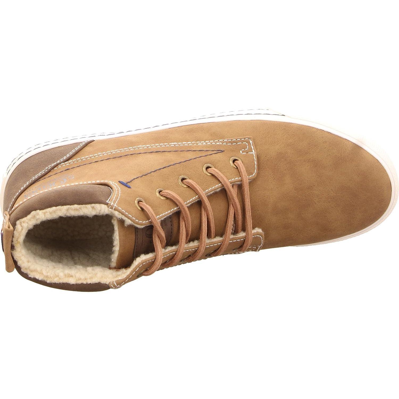 S. Oliver Shoes He.-Schnürer Cognac Cognac Cognac 311cbf