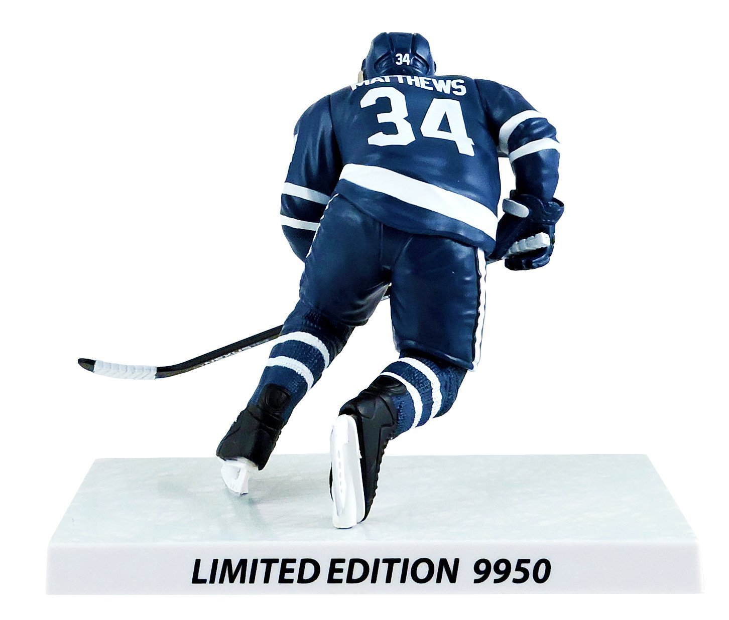 "2018 PSA NHL AUSTON MATTHEWS 6/"" Hockey Rookie Figure Centennial Classic //1850"