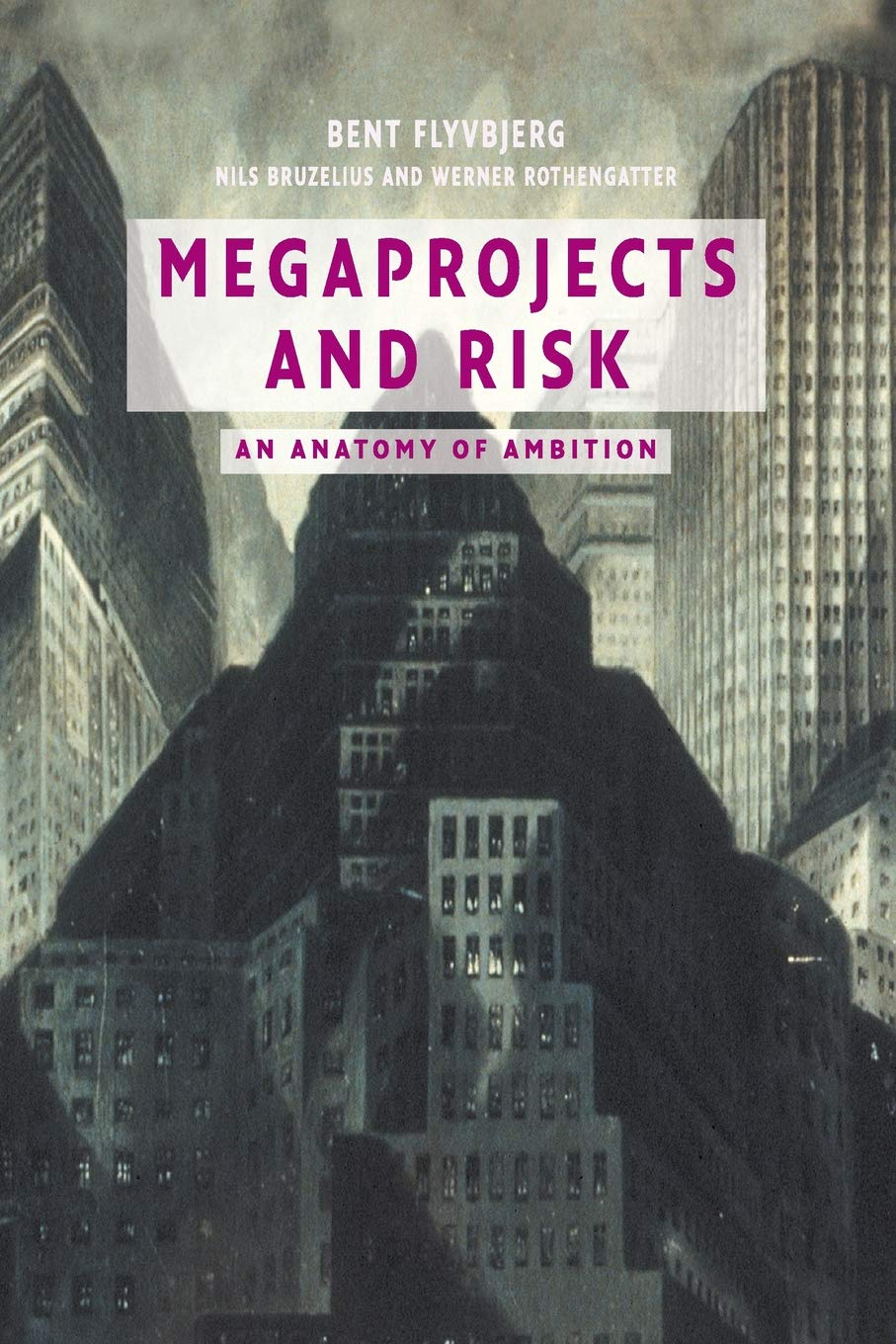 Megaprojects And Risk  An Anatomy Of Ambition