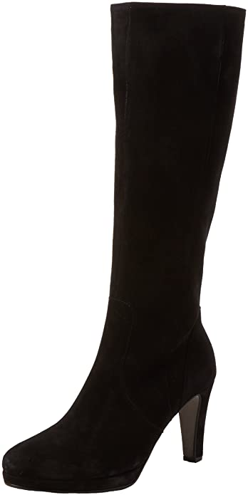 e0c33becfab Gabor Women s Drama Long Boots 7 C (M) UK  9 B(M